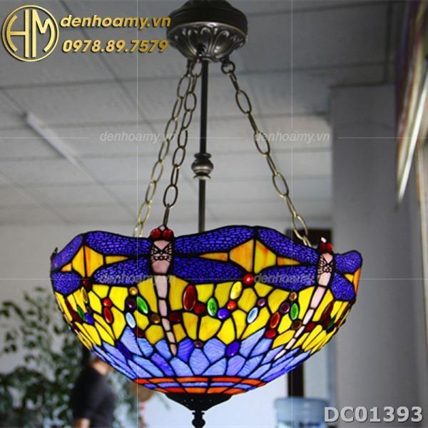đèn chùm trang trí quán cafe