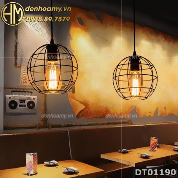 Đèn thả cho quán cafe phong cách Vintage