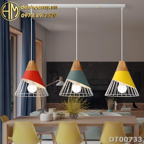 Đèn thả cho quán cafe phong cách hiện đại